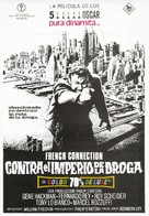 The French Connection - Spanish Movie Poster (xs thumbnail)