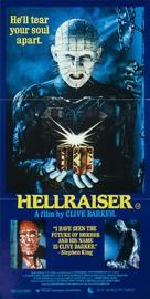 Hellraiser - Australian Movie Poster (xs thumbnail)