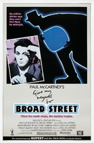 Give My Regards to Broad Street - Movie Poster (xs thumbnail)