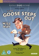 The Goose Steps Out - Australian DVD movie cover (xs thumbnail)