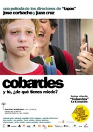 Cobardes - Spanish Movie Poster (xs thumbnail)