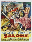 Salome - Belgian Movie Poster (xs thumbnail)
