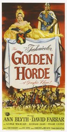 The Golden Horde - Movie Poster (xs thumbnail)