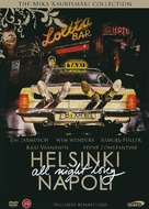 Helsinki Napoli All Night Long - Danish DVD cover (xs thumbnail)