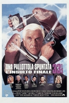 Naked Gun 33 1/3: The Final Insult - Italian Theatrical movie poster (xs thumbnail)