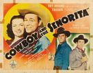 Cowboy and the Senorita - Movie Poster (xs thumbnail)