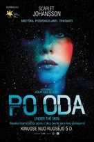 Under the Skin - Lithuanian Movie Poster (xs thumbnail)