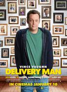 Delivery Man - British Movie Poster (xs thumbnail)