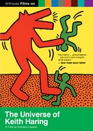 The Universe of Keith Haring - DVD cover (xs thumbnail)