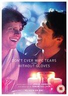 """""""Torka aldrig tårar utan handskar"""" - British DVD movie cover (xs thumbnail)"""