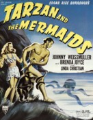 Tarzan and the Mermaids - British Movie Poster (xs thumbnail)