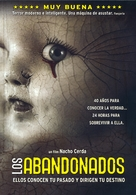 The Abandoned - Argentinian Movie Poster (xs thumbnail)