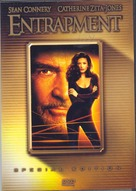 Entrapment - DVD cover (xs thumbnail)