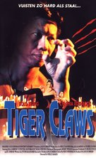 Tiger Claws - Dutch poster (xs thumbnail)