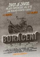 Burácení - Czech Movie Poster (xs thumbnail)