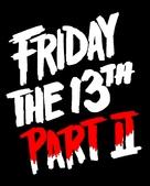 Friday the 13th Part 2 - Logo (xs thumbnail)