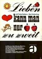 Only Two Can Play - German Movie Poster (xs thumbnail)