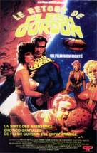 Flesh Gordon Meets the Cosmic Cheerleaders - French Movie Poster (xs thumbnail)