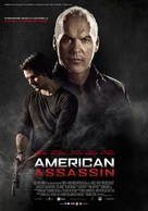 American Assassin - Italian Movie Poster (xs thumbnail)