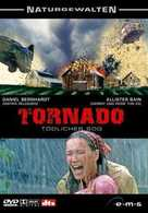 Nature Unleashed: Tornado - German DVD cover (xs thumbnail)