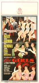 Les Girls - Italian Movie Poster (xs thumbnail)