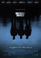 Mystic River - Swedish Movie Poster (xs thumbnail)