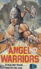 Angels Hard as They Come - British VHS movie cover (xs thumbnail)