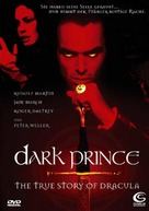 Dark Prince: The True Story of Dracula - German DVD movie cover (xs thumbnail)
