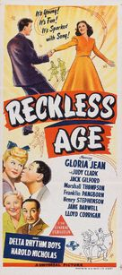 Reckless Age - Australian Movie Poster (xs thumbnail)