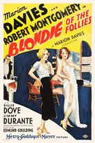 Blondie of the Follies - Movie Poster (xs thumbnail)