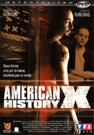 American History X - French Movie Cover (xs thumbnail)