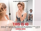 This Is 40 - British Movie Poster (xs thumbnail)