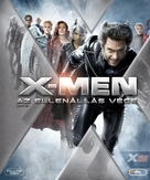 X-Men: The Last Stand - Hungarian Movie Cover (xs thumbnail)