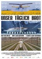 Unser täglich Brot - Swiss Movie Poster (xs thumbnail)