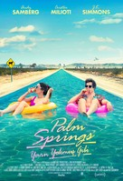 Palm Springs - Turkish Movie Poster (xs thumbnail)