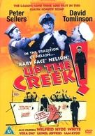 Up the Creek - British DVD cover (xs thumbnail)