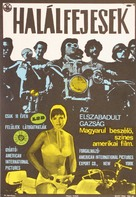 The Born Losers - Hungarian Movie Poster (xs thumbnail)