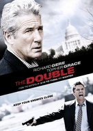 The Double - DVD cover (xs thumbnail)