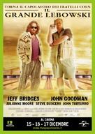 The Big Lebowski - Italian Movie Poster (xs thumbnail)