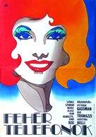 Telefoni bianchi - Hungarian Movie Poster (xs thumbnail)