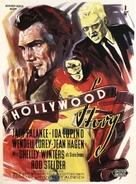 The Big Knife - German Movie Poster (xs thumbnail)