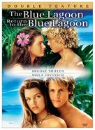 Return to the Blue Lagoon - poster (xs thumbnail)