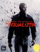 The Equalizer - Russian Blu-Ray cover (xs thumbnail)