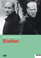 Stalker - Swiss DVD movie cover (xs thumbnail)