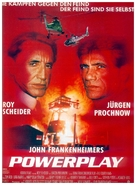 The Fourth War - German Movie Poster (xs thumbnail)