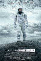 Interstellar - Singaporean Movie Poster (xs thumbnail)
