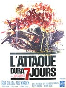 The Thin Red Line - French Movie Poster (xs thumbnail)