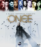 """Once Upon a Time"" - Brazilian Blu-Ray cover (xs thumbnail)"