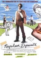 Napoleon Dynamite - Spanish Movie Poster (xs thumbnail)