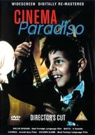 Nuovo cinema Paradiso - British Movie Cover (xs thumbnail)